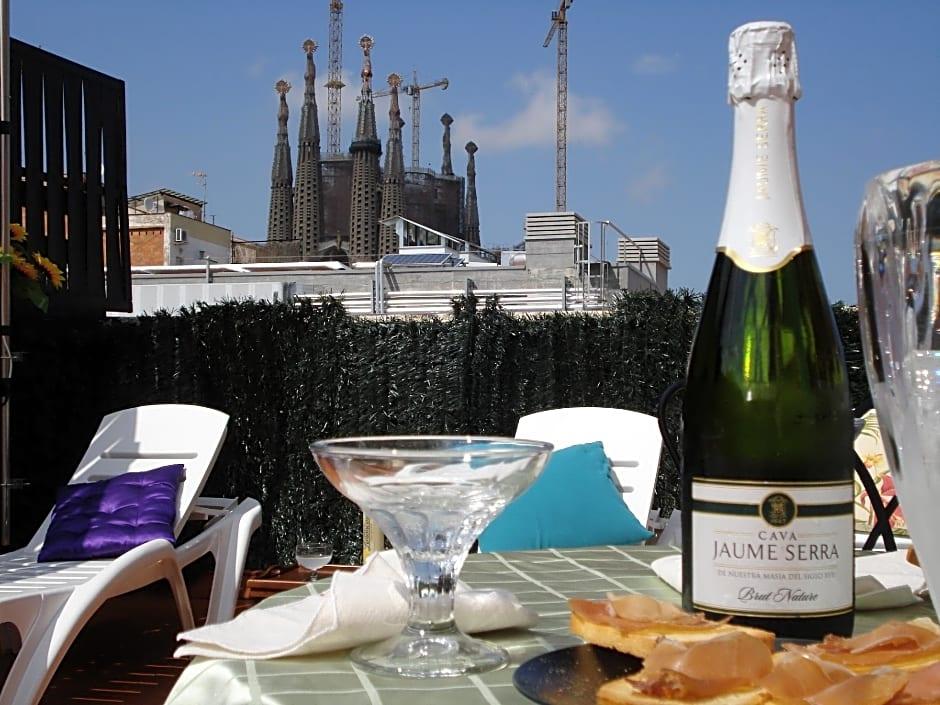 Luxury Apartment Sagrada Familia