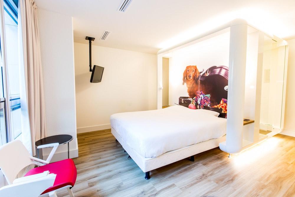 Qbic Hotel Amsterdam Wtc