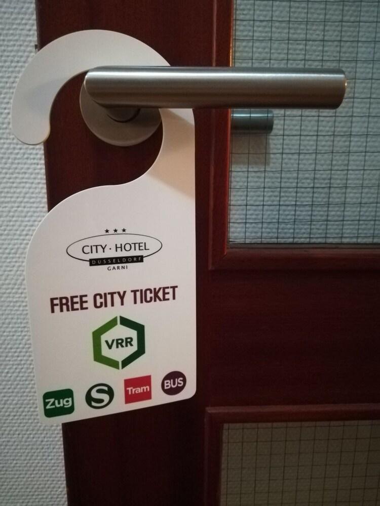 City Hotel Düsseldorf