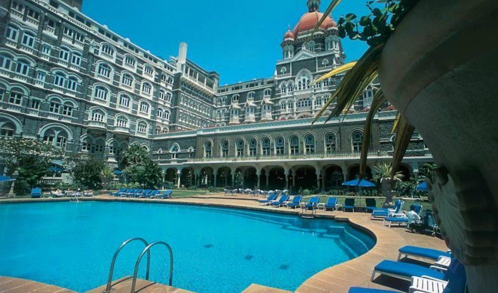Taj Mahal Tower Mumbai