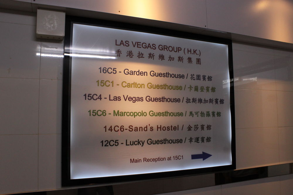 Las Vegas Guest House Carlton Group of Hostels