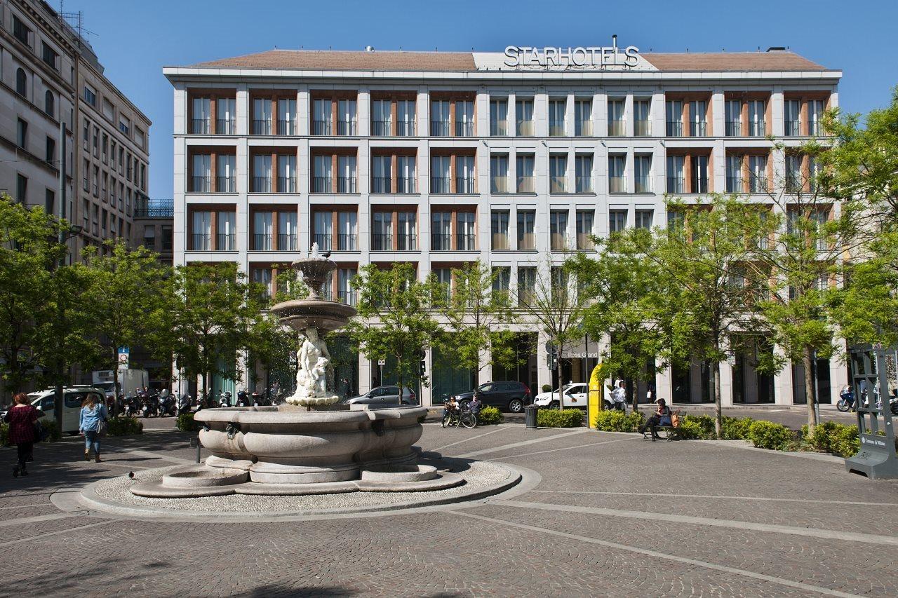 Rosa Grand Milano Starhotels Collezione