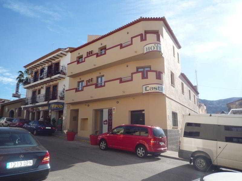 Castillo - Denia