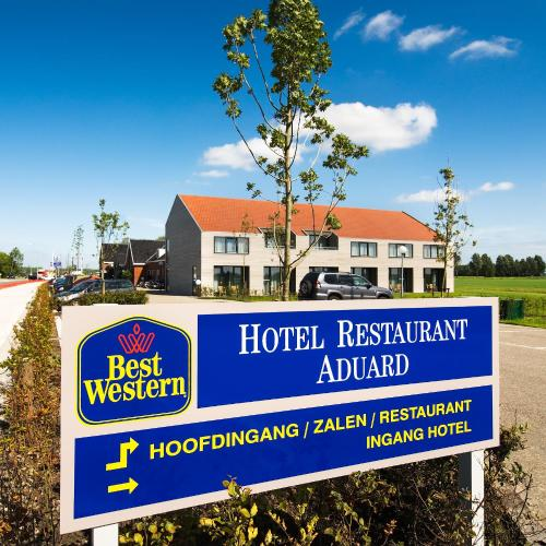 Best Western Plus Hotel Restaurant Aduard