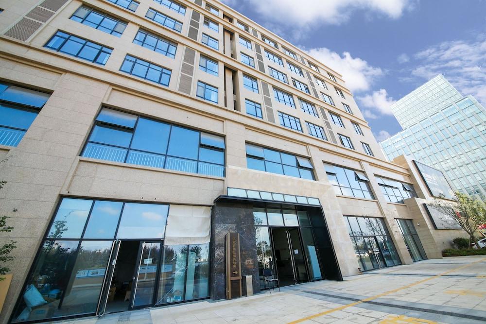 Lejiaxuan Boutique Apartment High Tech