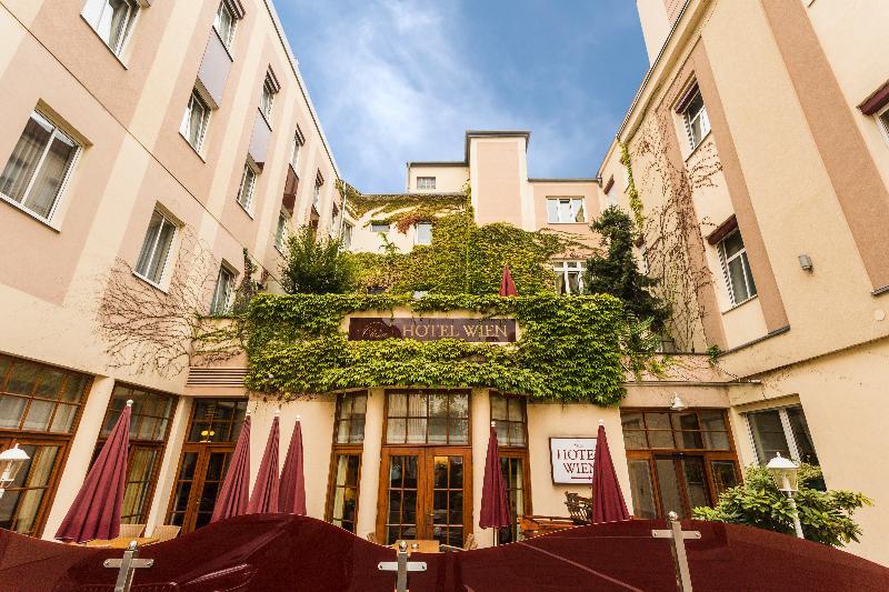 Austria Classic Hotel Wien (آوستریا كلاسیك هتل وین) Terrace