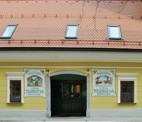 Guesthouse Stari Tiler