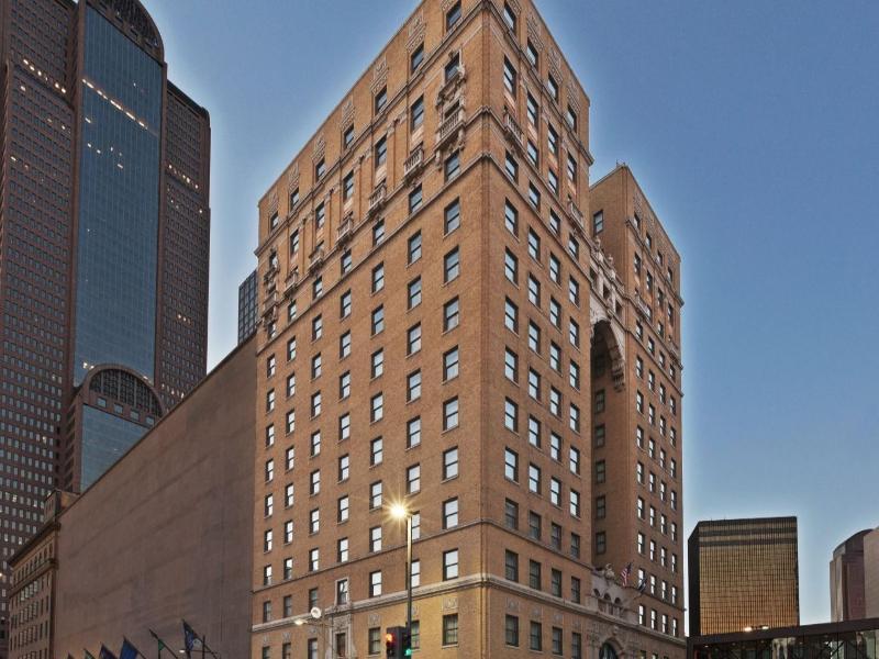Indigo Hotel Dallas
