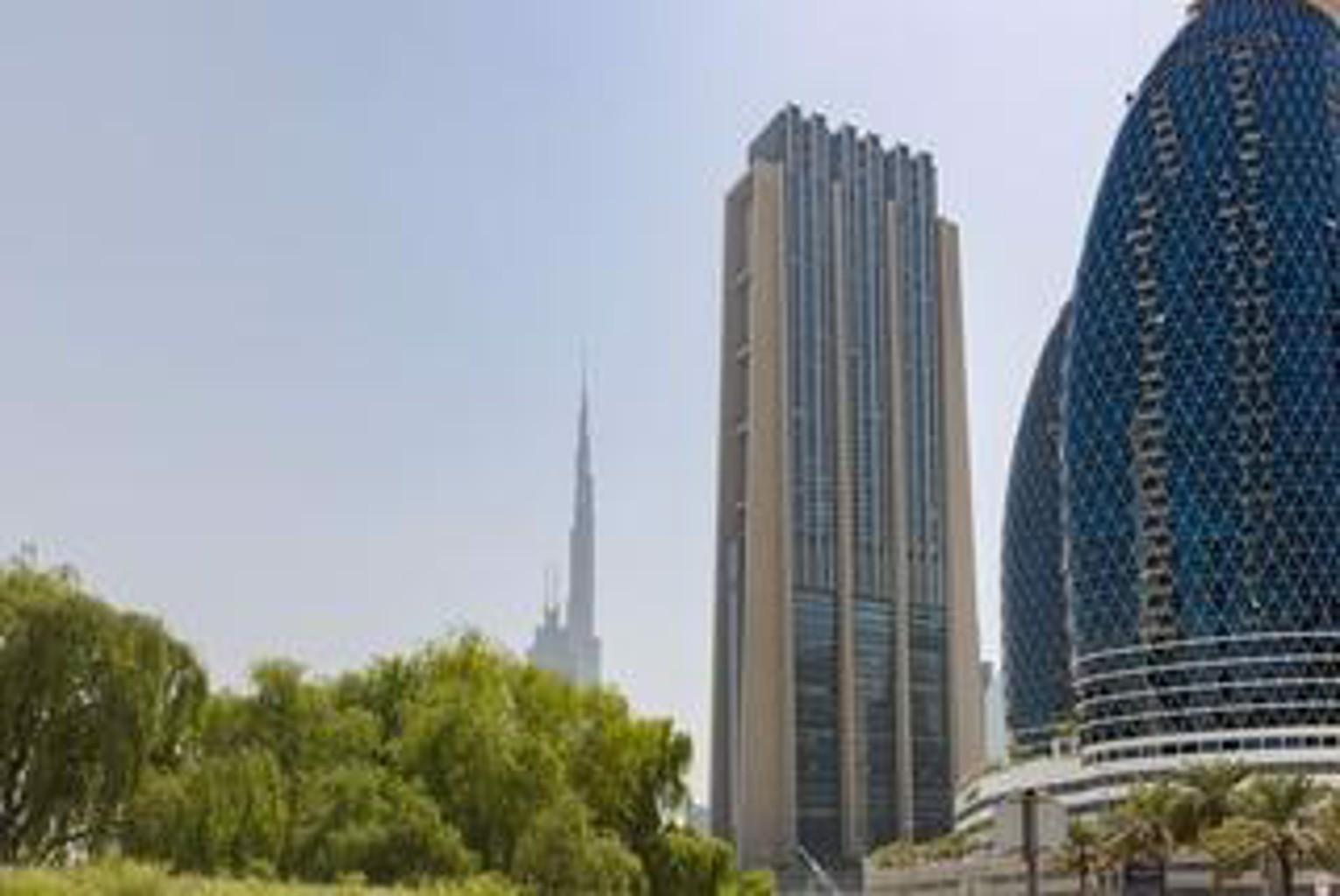Dream Inn Dubai Apartments Index Tower