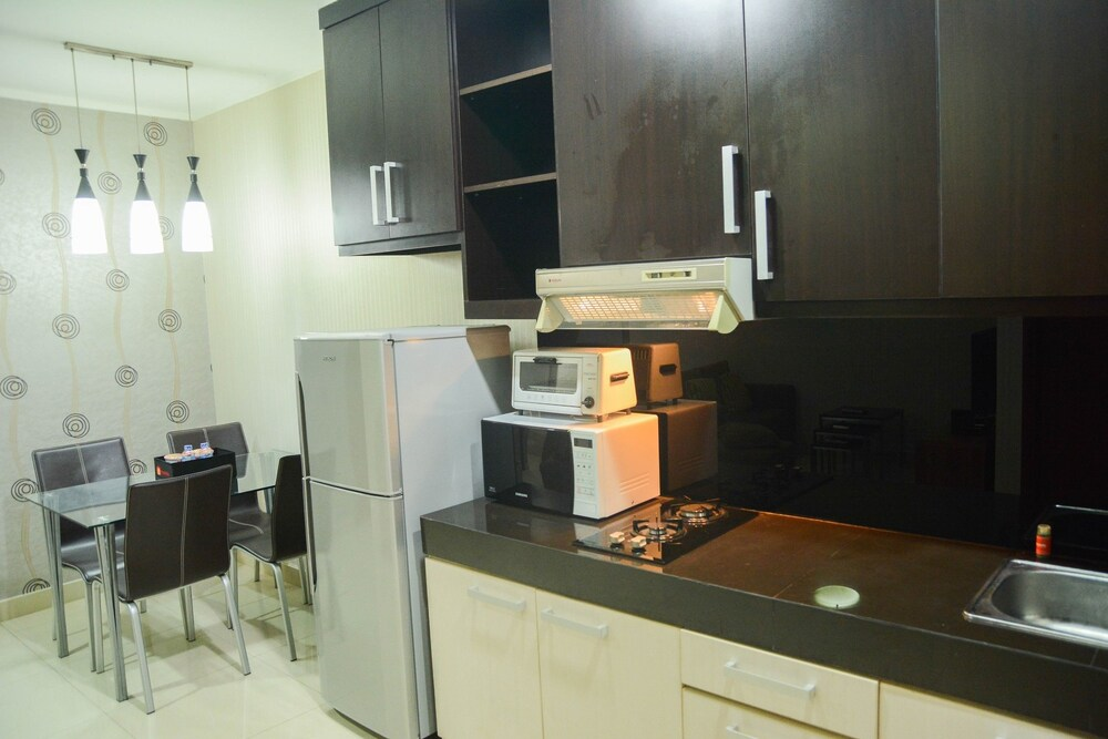 1BR Apartment @ Sahid Sudirman Residence Located in Jakarta's CBD