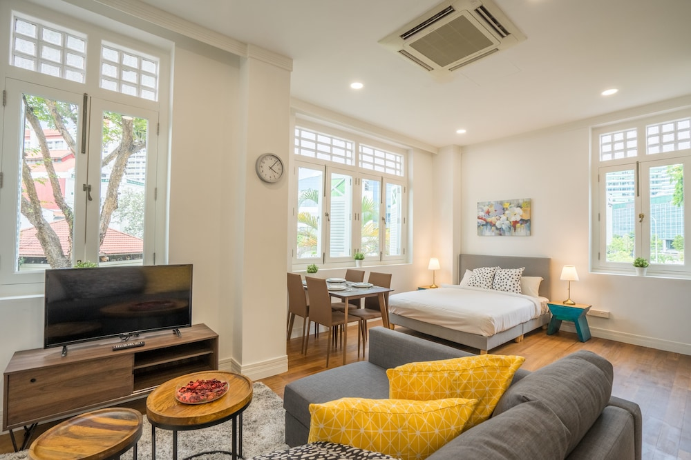 ClubHouse Residences Serviced Apartments