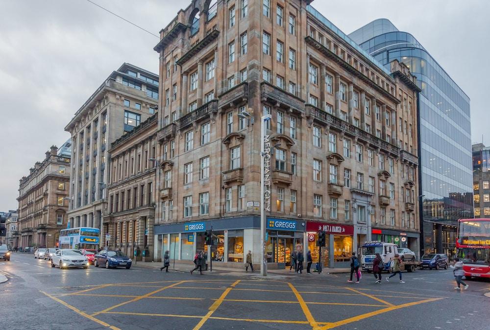 Premier Suites Plus Glasgow George Square