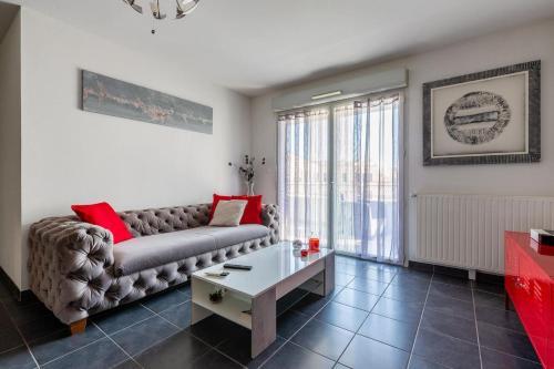 Appartement au cœur de Marseille