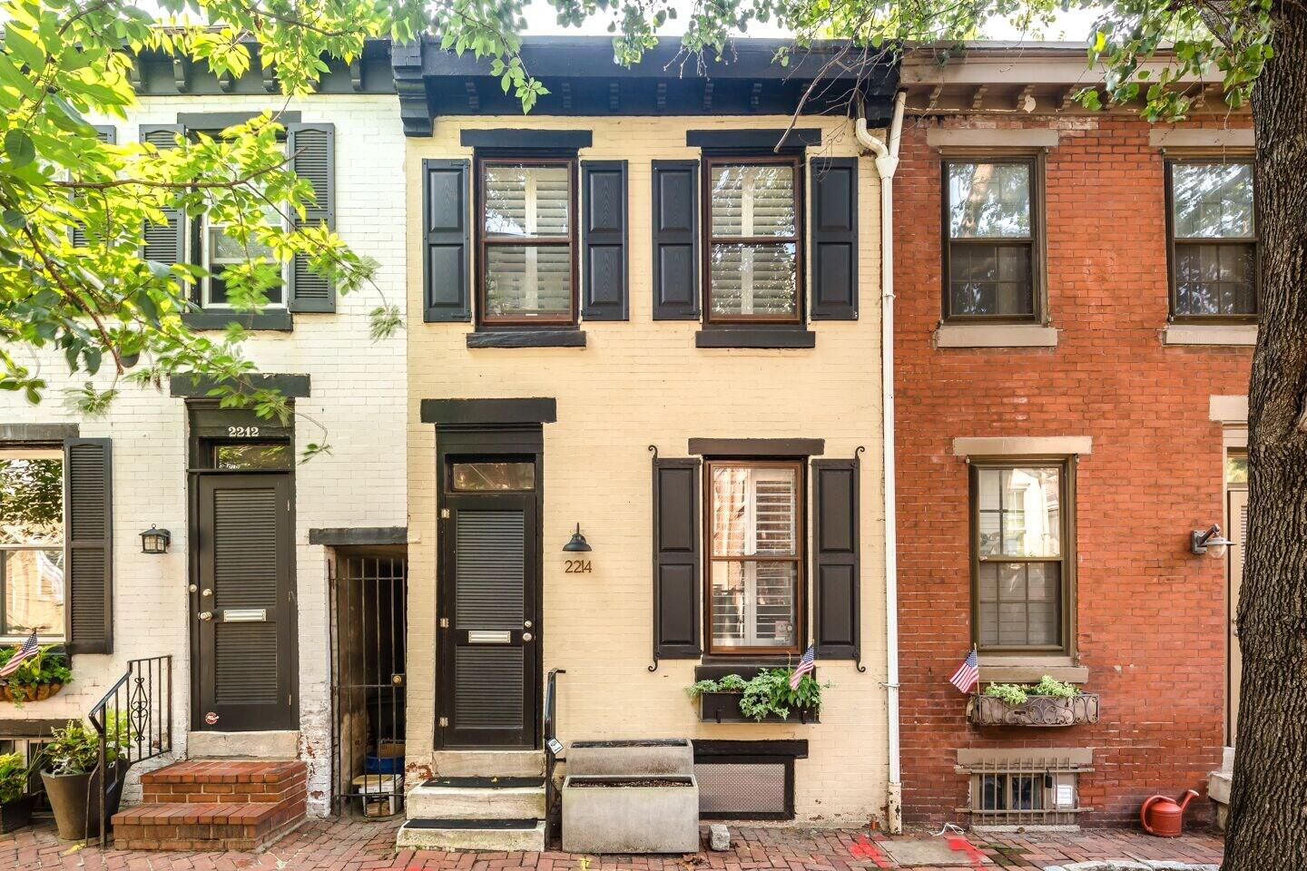 Historic Home in Fitler Square rittenhouse