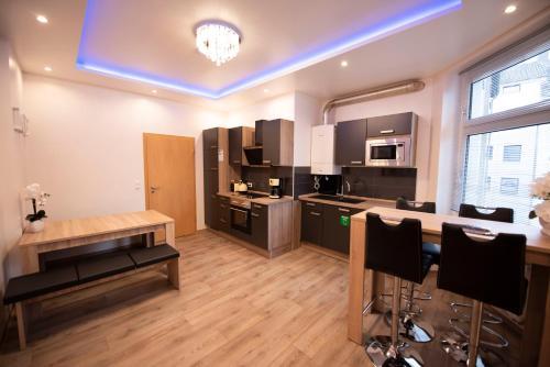 Modernes Apartment in Citynähe für bis zu 6 Personen