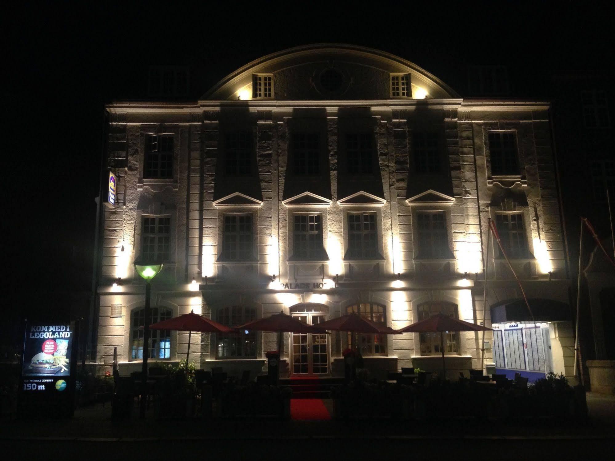 Best Western Palads Hotel