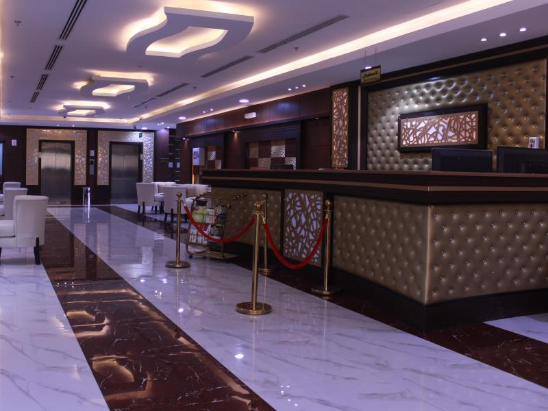 Noor Amal Hotel Apartments As Sulay