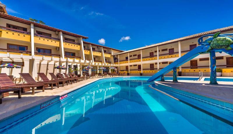 Gallery image of Porto Calem Praia Hotel