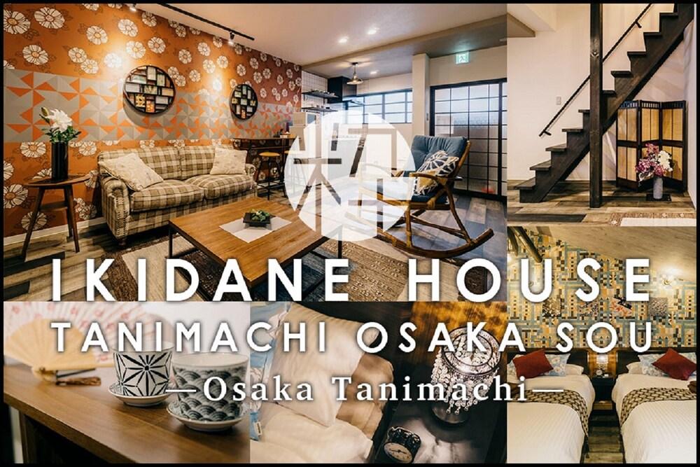Ikidane House Tanimachi Osaka Sou
