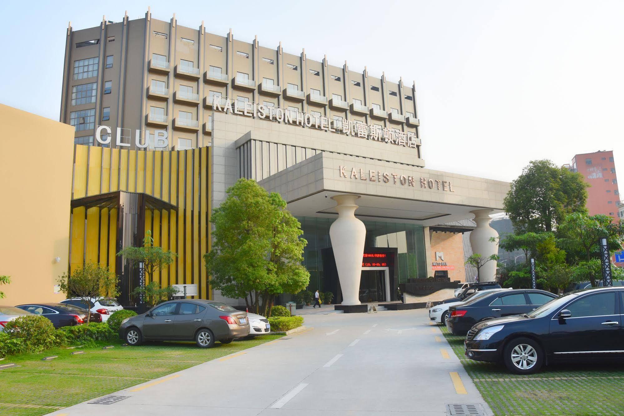 Kaleiston Hotel Shenzhen