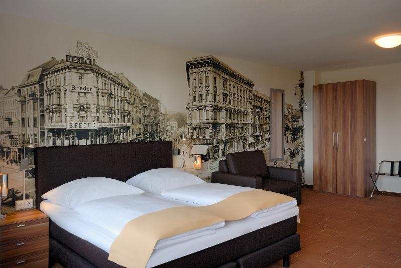 Mercure Berlin Alexanderplatz (مركور برلین آلکساندرپلاتز) Room