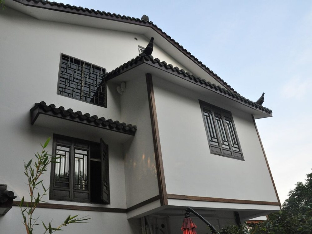 Hangzhou Xihu Tea Villa. Tea