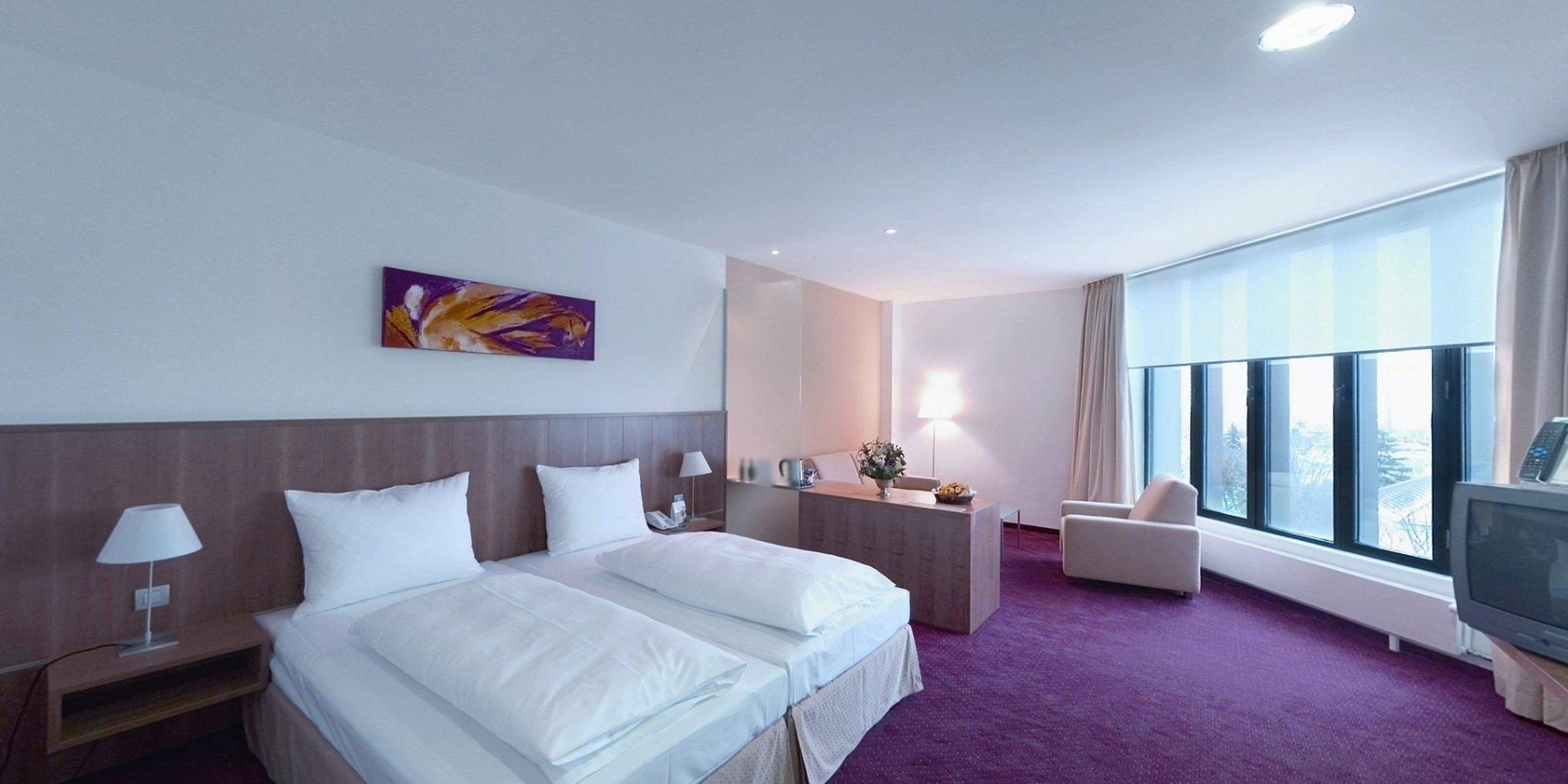 Hotel Modul Vienna (هتل مودول وین)