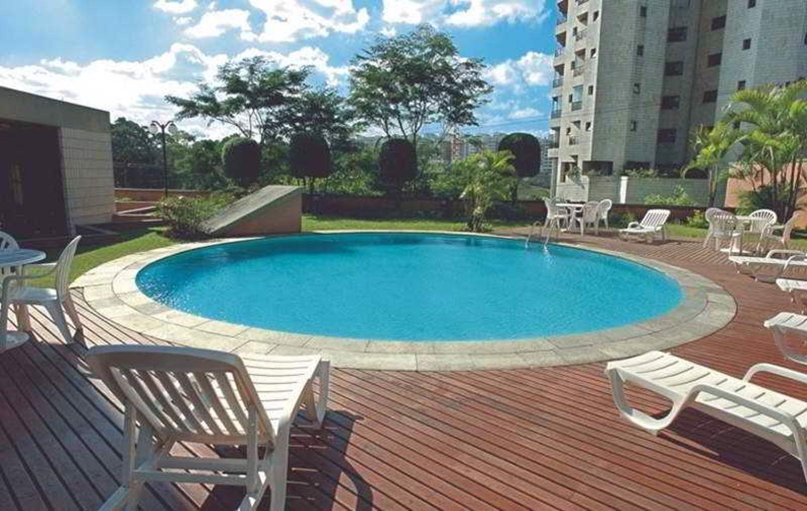 Flat residence Morumbi Business