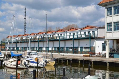 Wohnung Segelhafenidyll