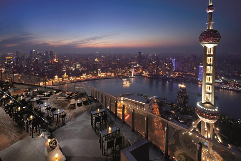 The Ritz Carlton Shanghai Pudong