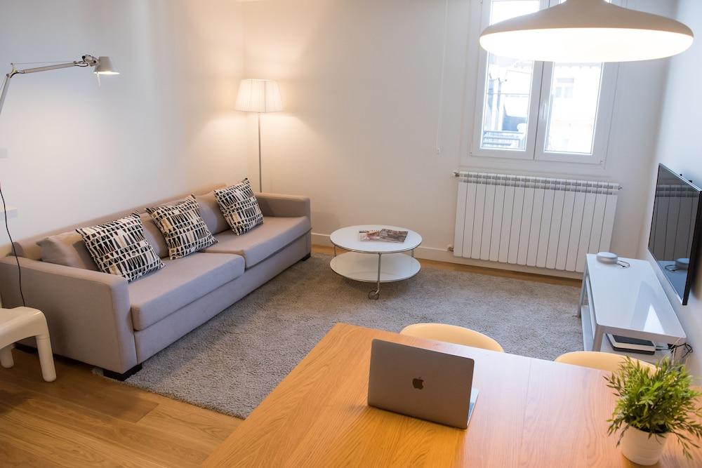 SanSebastianForYou Urbieta Apartment