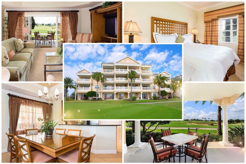 Reunion Resort 3 Br condo by RedAwning