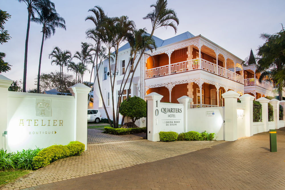 Gallery image of Quarters Hotel