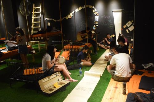 Gallery image of perBed Hostel Taichung Station