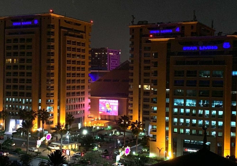 Luxury Apartment City stars
