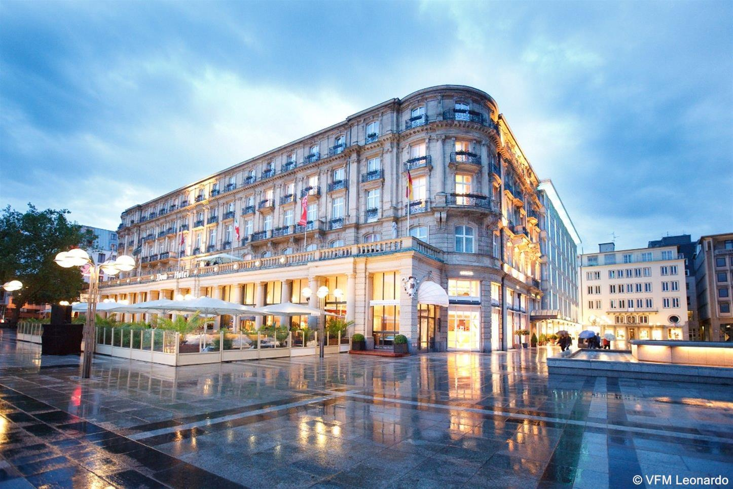 Le Meridien Dom Hotel Cologne