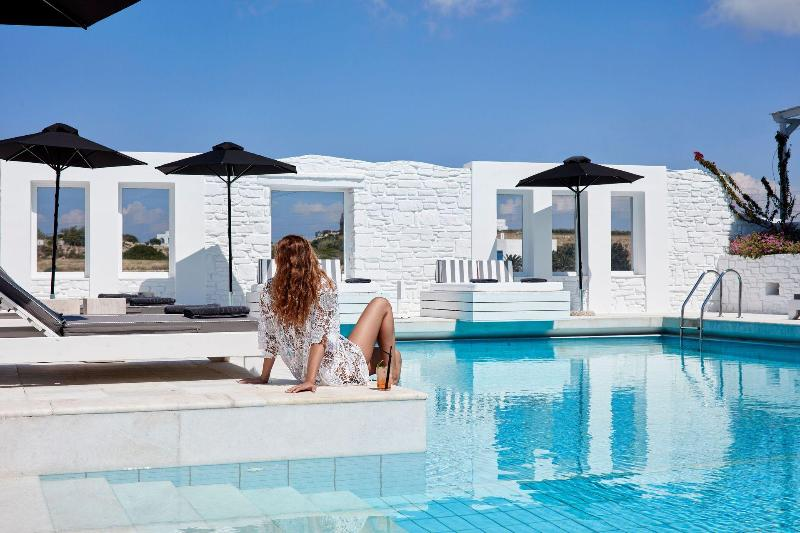Mr. and Mrs. White Paros Small Luxury Hotels of the World