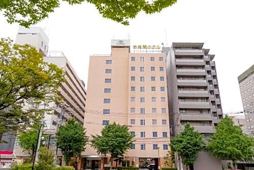 Reisenkaku Hotel Ekimae