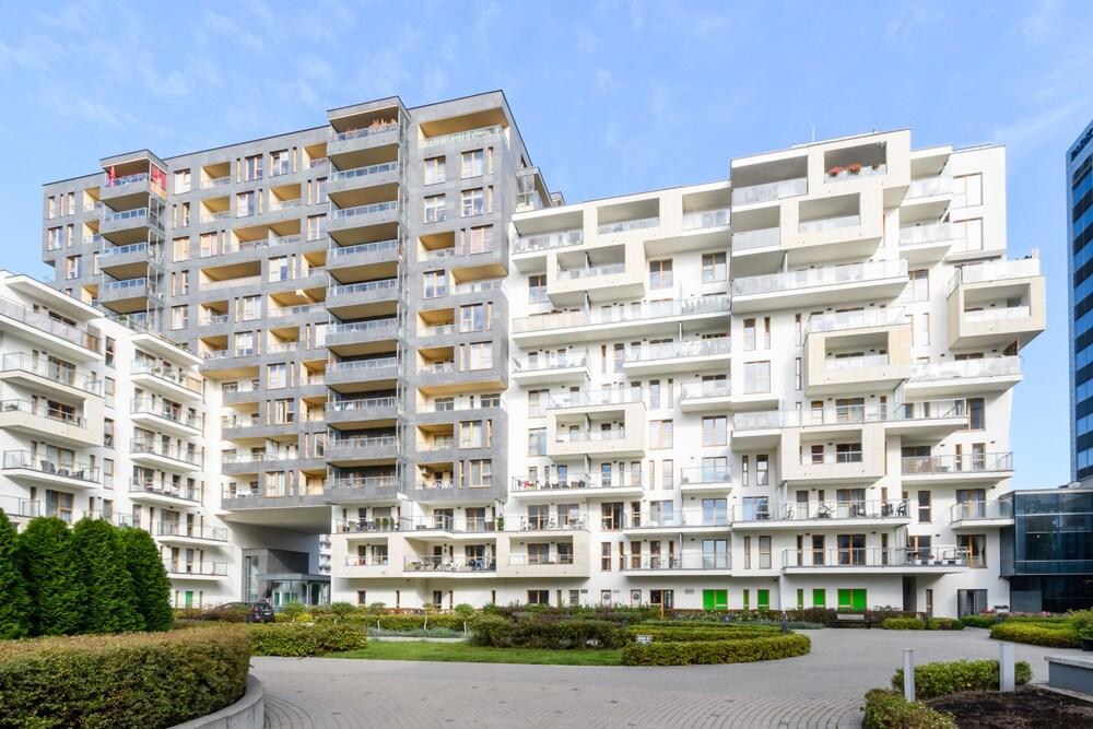 P&O Apartments Cybernetyki 3