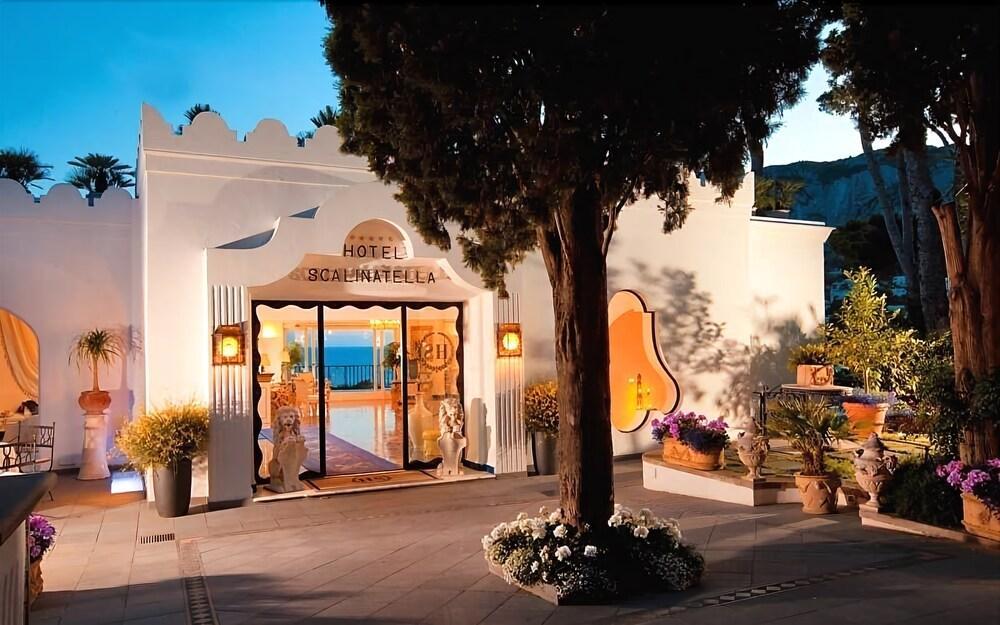 Hotel La Scalinatella