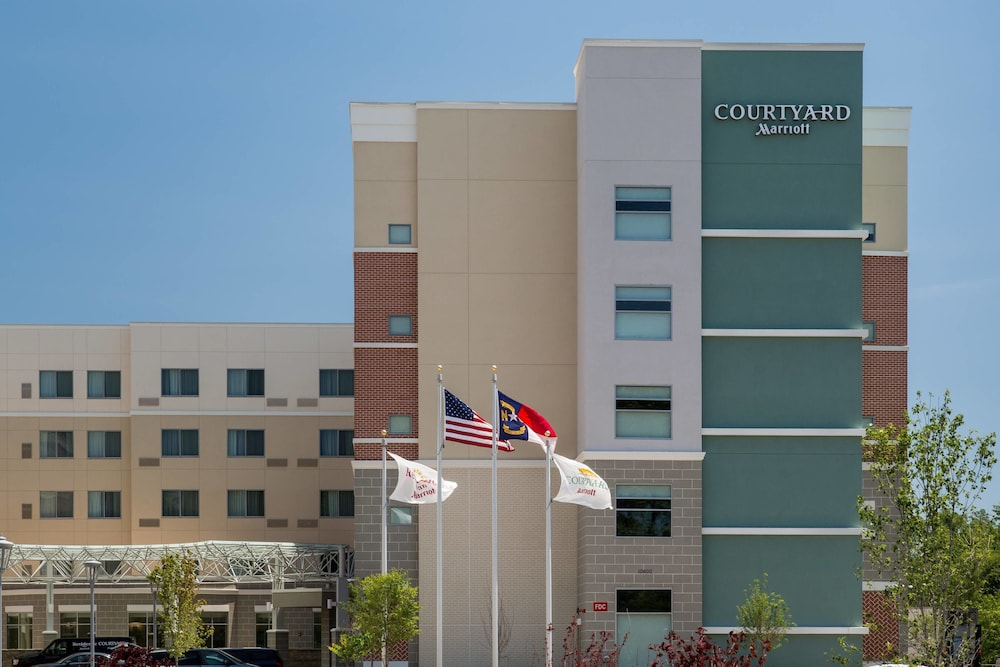 Courtyard by Marriott Raleigh Durham Airport Brier Creek