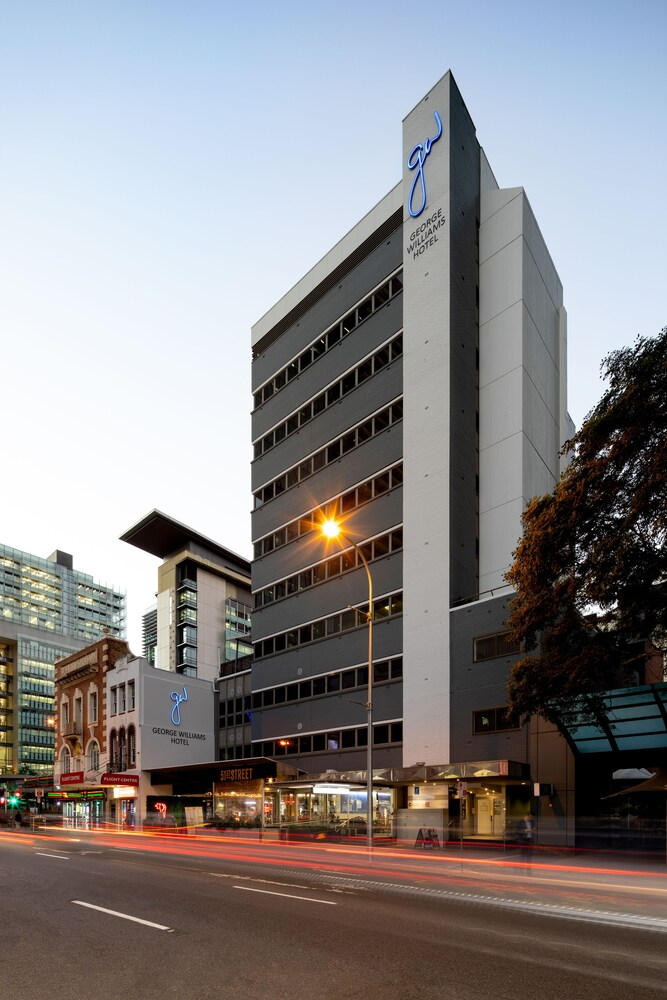 George Williams Hotel Brisbane