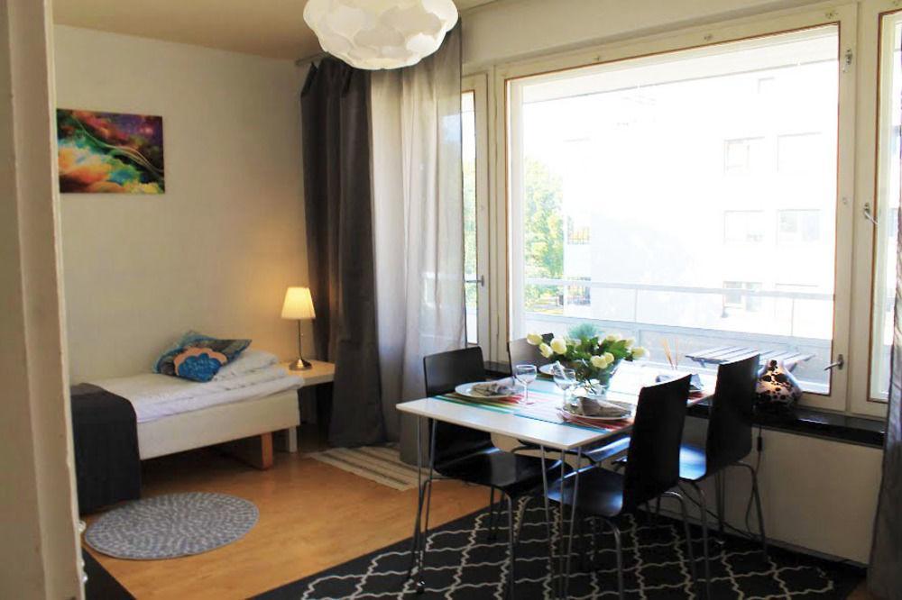 Helsinki Budget Apartments