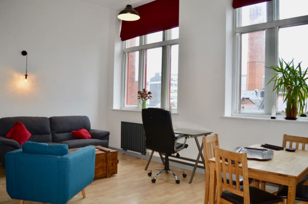 Stylish 1 Bedroom Apartment in Manchester City Centre