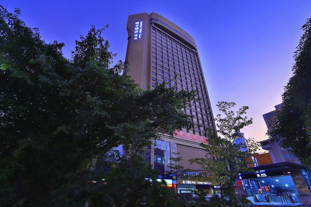 Orange Hotel Select Luohu Shenzhen