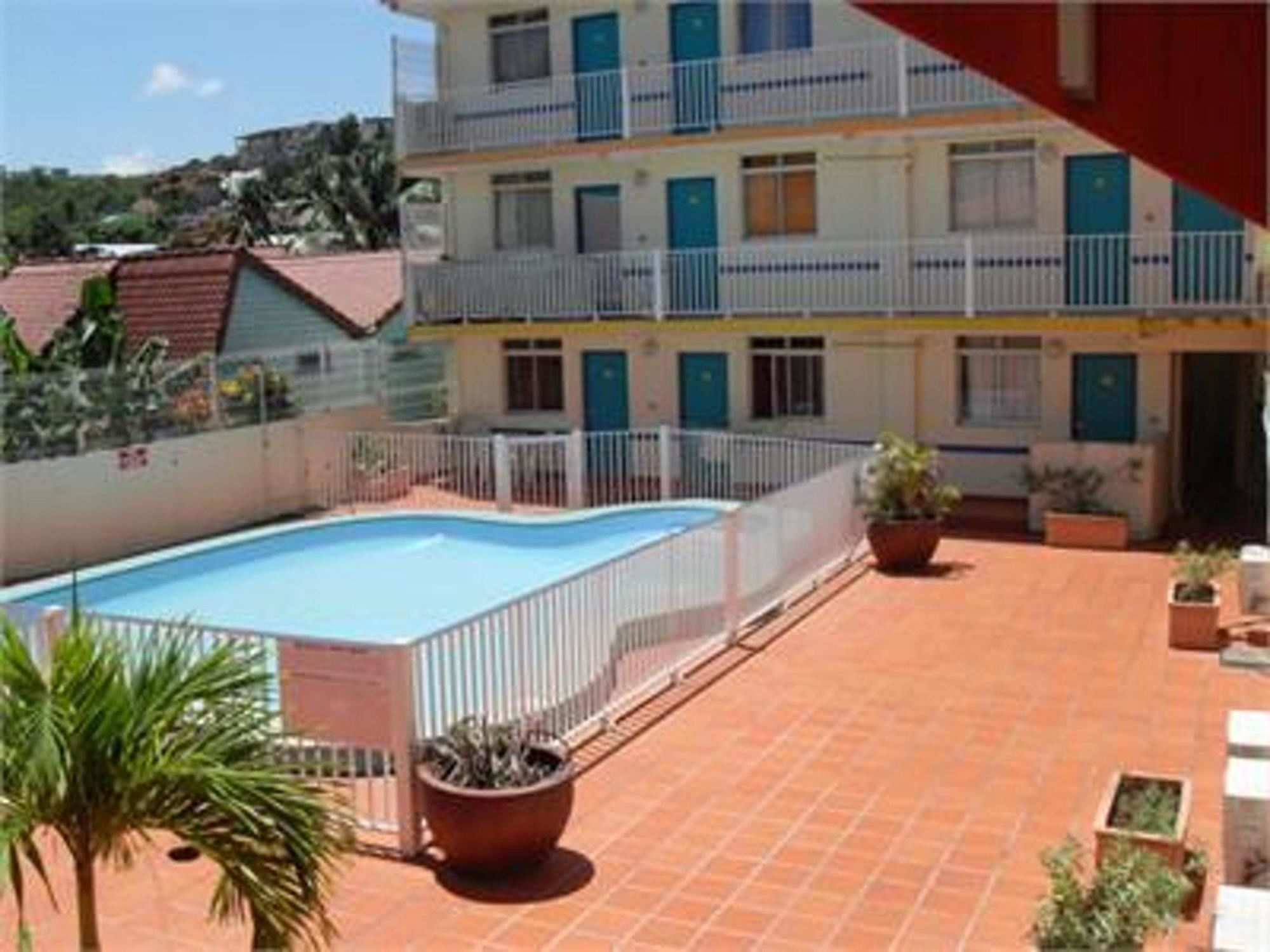 Studio in Trois Îlets With Pool Access Enclosed Garden and Wifi 20