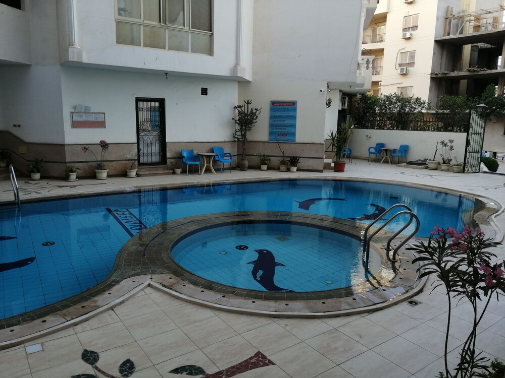 2 Bedrooms at Heart of Hurghada
