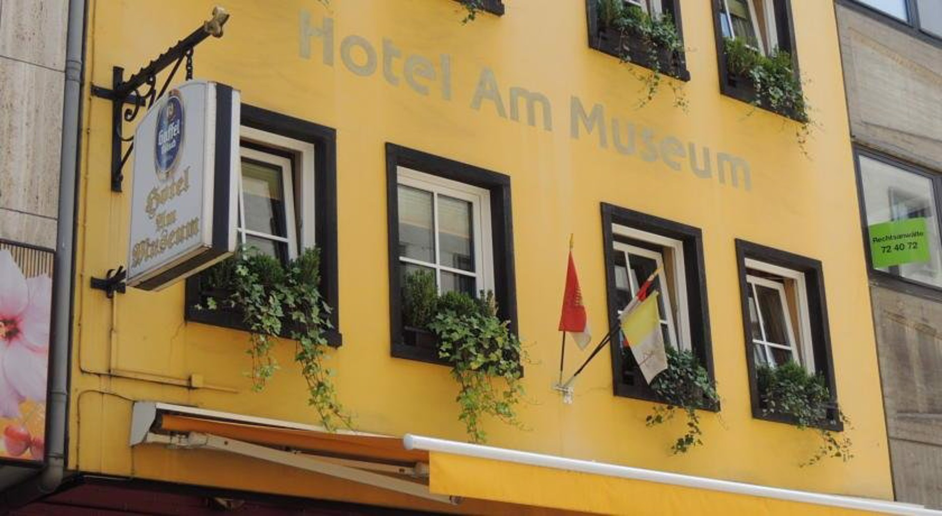 Hotel Am Museum Koln