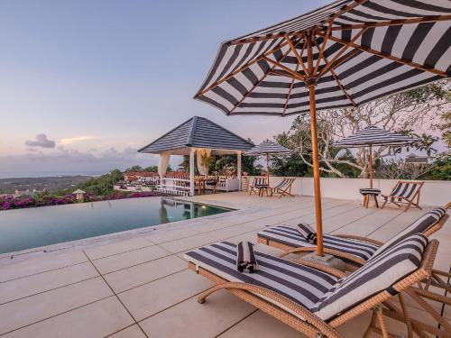 Villa Puri Balangan an elite haven