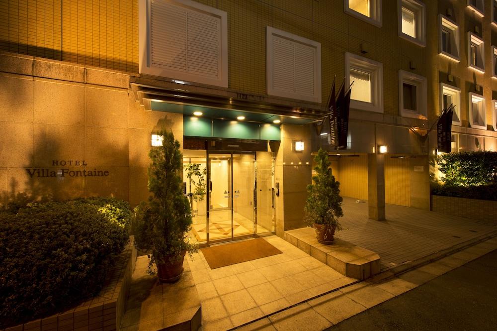 Hotel Villa Fontaine Tokyo Jimbocho